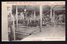 BRASSERIE théme LA BIERE CPA 92 ISSY LES MOULINEAUX  brasserie des moulineaux 5