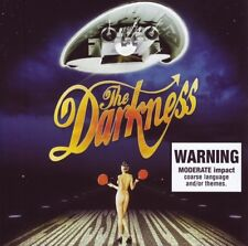 THE DARKNESS - PERMISSION TO LAND ~ METAL/ROCK CD *NEW*