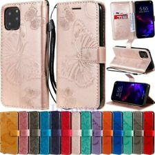 For iPhone 11 Pro Max 6s 7 8 Plus Magnetic Flip Wallet Leather Stand Case Cover