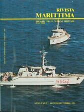 RIVISTA MARITTIMA 8/9 - AGOSTO/SETTEMBRE 1991  AA.VV. RIVISTA MARITTIMA 1991