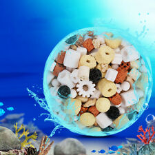 50G Aquarium Material Ceramic Ring Filter Media Stone For Fish Tank Tools Supply