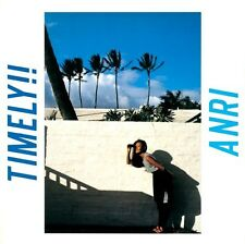 Anri - Timely [New CD] Mini LP Sleeve, Japan - Import