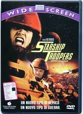 Dvd Starship Troopers - ed. widescreen Siae rosa di Paul Verhoeven 1997 Usato