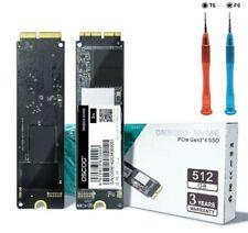 512GB SSD 2013 2014 2015 MacBook Pro A1502 A1398 MacBook Air A1465 A1466