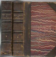 Chefs-D'oeuvres Dramatiques De P. Corneille. 2 vols. Paris, 1844.