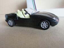 75 F Schabak 1160 Germany BMW Z 1 Roadster Black 1:43