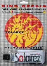 repair surfboard board Microlite Polyester Solarez micro ball Atu103