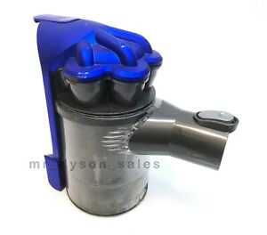 DC35 Cordless Blue Used Bin and Cyclone Assembly Canister GENUINE Dyson