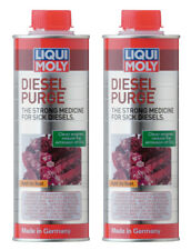 Lubro Moly Diesel Purge Injection Cleaner (500 ml) - 2 Pack LMY2005-2PK