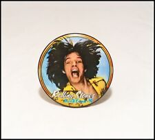Rolling Stones 1976 Tour Of Europe Concert Button Pin Badge Keith Richards