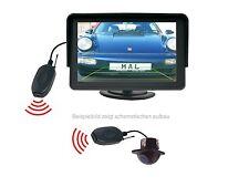 """Unterbau Rückfahrkamera 4.3"""" Monitor Funkübertrager passend für BMW"""
