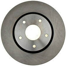 Disc Brake Rotor fits 2008-2009 Dodge Grand Caravan  ACDELCO PROFESSIONAL BRAKES