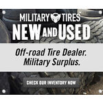 Military Tires Canada