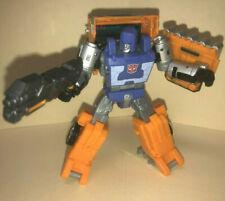 Transformers HUFFER Autobot semi truck WFC War for Cybertron Kingdom figure toy