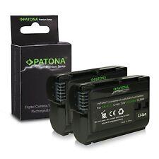 X2 batterie enel15 per nikon d600 d610 nikon 1 V1 nikon d750 premium 2000mah