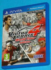 Virtua Tennis 4 - Sony PS Vita PSVita - PAL