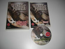 WINGS OF POWER Pc Cd Rom Add On Expansion Flight Simulator Sim FS 2004 FS2004