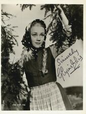 GLYNIS JOHNS - PHOTOGRAPH SIGNED
