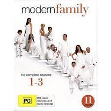 MODERN FAMILY SEASONS 1 - 3 : NEW DVD