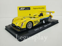 Slot Scx Scalextric Fly T4 Panoz LMP-1 Pagine Gialle Nº3
