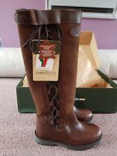 BNIB Cabotswood Aldington Womens Country Boots Brown EU 36/ UK 3.5 RRP £129.95