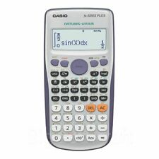 Casio Fx-570es Plus 2-line Display Scientific Marix Vector Calculator