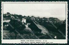 Grecia Greece Mont Pelion Portaria Posta Militare 28 WW2 Foto cartolina XF7082