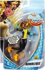 DC Super Hero Girls SET OF 6 NEW IN PACKAGE BAT GIRL, HARLEY, POISON, BUMBLEBEE