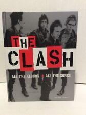 The Clash: All the Albums, All the Songs Martin Popoii Hardcover New Punk