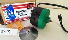 AO Smith 9211 Motor 115V 13W .47A CW 1725 RPM