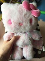 Hello Kitty Sanrio sakura Plush Doll rare Pink cute kawaii Japan Limited new f/s