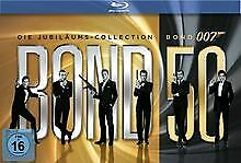James Bond - Bond 50: Die Jubiläums-Collection  [Blu-ray] | DVD | Zustand gut