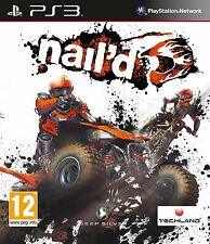 Ps3 Naild ( Nail'd ) Game for PlayStation 3 NEW
