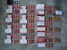1998 through 2010 United States Mint Silver Proof Box Set w/CoA