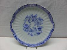 Servierplatte Echt Tuppack Tiefenfurt China Blau Chinablau, Teller Platte #1507