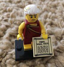 Lego 71000 Series 9 Minifigure Roman Emperor Julius Caesar Collectible Icon CMF
