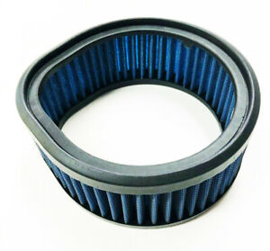 Air Filter For S&S Super E & G Carburetors With Teardrop Air Cleaner Washable