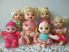 New ListingSuper Cute Lot of Baby Alive Baby Dolls by Hasbro + Cup and Potty!