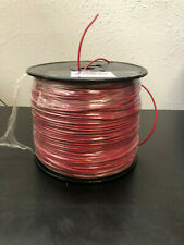 12AWG 16 PR RED 1,000 FT UNMARKED WIRE SPOOL