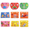 DIY 3D EVA Foam Sticker Cartoon Wallet Purse Kids Children Craft Bag Toy