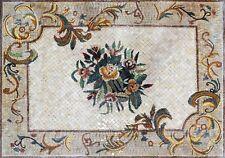 Mosaic Carpet Tiles Floor Inlay fully Handmade