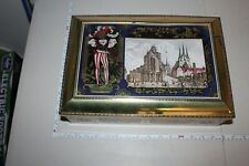 Vintage Tin Box Limited Edition Germany 1988