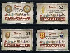 Samoa 2015 Magna Carta 800th Year Anniversary Postage Stamp Issue