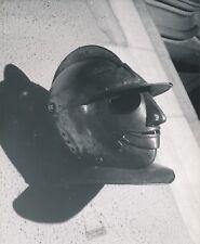 DIJON c. 1960 - Armet Savoyarde Casque Armure de Tête Côte d'Or - NV 2275