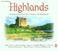 HIGHLANDS-Inspirations from the islands and Highlands (2000) Loreena McKennitt,