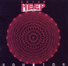 URIAH HEEP - EQUATOR (25TH ANNIVERSARY EXPANDED)  CD NEUF