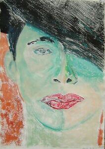 Cocked Hat, Signed Original Print (1996) 220g Cartridge paper - Fine Art Print