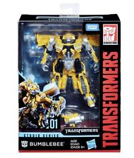 New Hasbro / Takara Tomy Transformers Studio Series 01 Deluxe Bumblebee