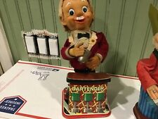 Bartender Battery Operated Mechanical Toy