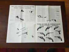 Webley tempest Owners Manual